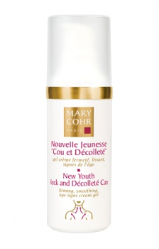 Neck & Decollete Gel 30ml