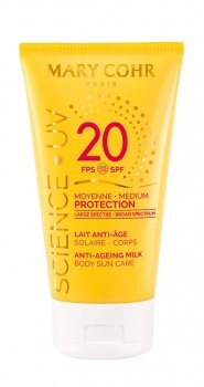 Body Milk Sun Care FPS20+